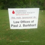Proud sponsor of the Leukemia and Lymphoma Society golf tournament
