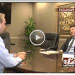 Attorney Todd Kurland on CBS Evening News