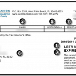 Local & County Business Tax Receipts